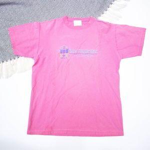 ✨Vintage | Embroidered Pink San Francisco CA Shirt